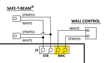 Genie 1028 - Wiring Openers - Garadget CommunityGaradget Community