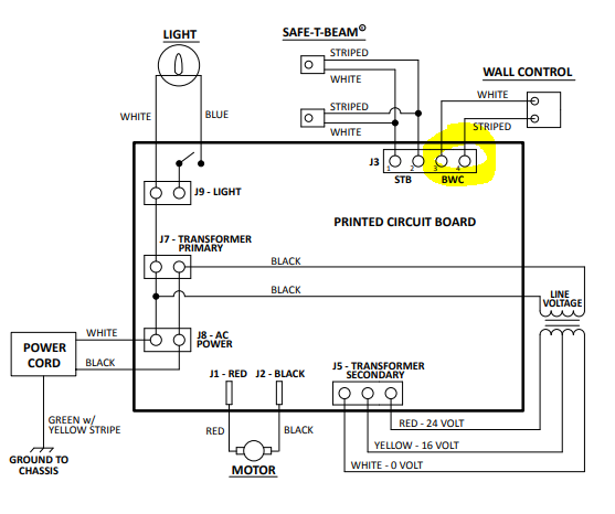 Genie Wiring Diagram G2 Wiring Diagram